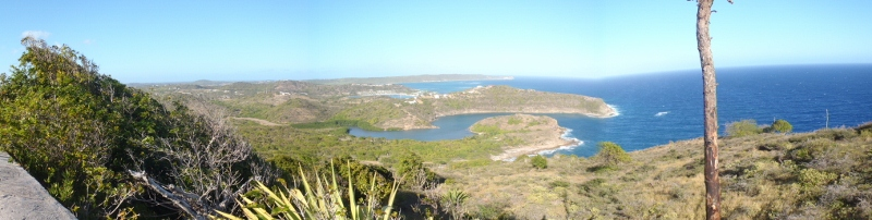 Antigua : Shirley point